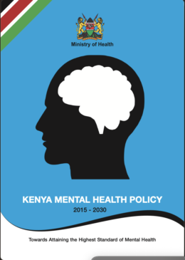 Salute mentale in Kenya